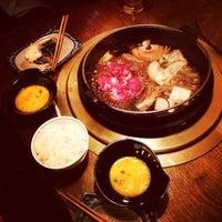 Photo taken at Momokawa by Joanna L. on 11/7/2013
