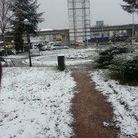 Photo taken at Horoz Lojistik by Büşra A. on 12/11/2013