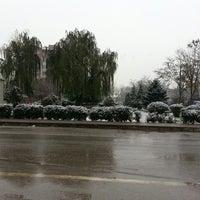 Photo taken at Horoz Lojistik by Büşra A. on 12/13/2013