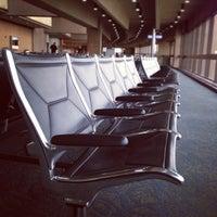 Photo taken at Lubbock Preston Smith International Airport (LBB) by Sean M. on 7/14/2013