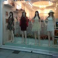Photo taken at ร้านสตรอเบอร์รี่ by M y M. on 1/31/2013