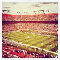 Photo prise au Hard Rock Stadium par Kathleen O. le12/23/2012