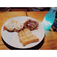 Photo taken at Milk Story by Thebewz L. on 9/23/2014