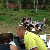 Photo taken at Glebko's Birthday by Maxim B. on 5/18/2013