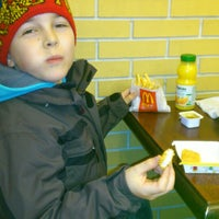 Photo taken at McDonald's by Alla Y. on 4/2/2013
