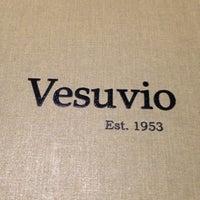 Photo taken at Vesuvio Pizzeria & Restaurant by Orlando M. on 9/2/2013