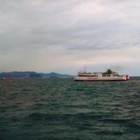 Photo taken at Selat Sunda by Diana S. on 12/30/2014