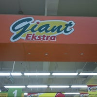 Photo taken at Giant Hypermart by Diana S. on 7/29/2014