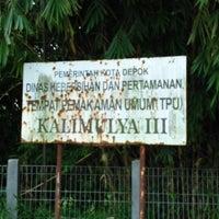 Photo taken at TPU Kalimulya III by Diana S. on 7/31/2015