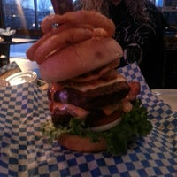 Photo taken at Bushwood Sports Bar & Grill by Thomas K. on 3/3/2013