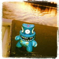 Photo taken at Owen's Marina by Michael K. on 9/7/2013