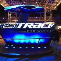 Photo taken at Test Track Presented by Chevrolet by Ricardo on 12/19/2012