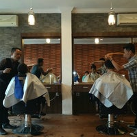 Photo taken at Uncle Do Barbershop by Edy J. on 11/9/2013