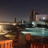 Photo taken at Pool Citymax Bur Dubai Hotel by Ludmila on 12/14/2013