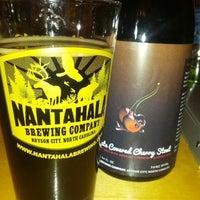 Photo taken at Nantahala Brewing Company by Chad G. on 3/1/2013