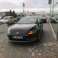 Photo taken at Volkswagen Mercan Otomotiv by Oğulcan B. on 10/28/2017
