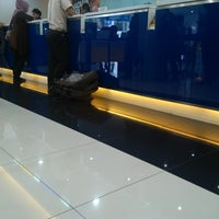 Photo taken at Bank Mandiri Pondok Indah Plaza by del M. on 1/27/2014