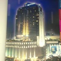 Photo taken at Pathumwan Princess Hotel by Rosita B. on 10/13/2012