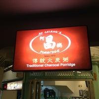 Photo taken at Ah Chiang's Porridge by Timothy L. on 4/25/2013