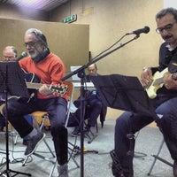 Photo taken at Liceo Scientifico Salvemini by Fabio L. on 11/12/2013