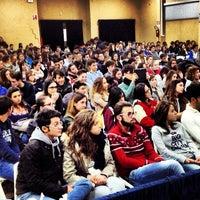 Photo taken at Liceo Scientifico Salvemini by Fabio L. on 11/28/2013