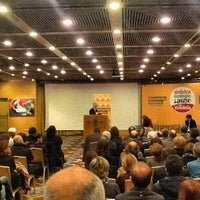 Photo taken at Palace Hotel Bari by Fabio L. on 1/24/2013