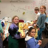 Photo taken at Greenvale Elementary by Jennifer W. on 12/20/2016