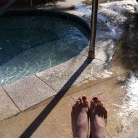 Photo taken at The Fairmont Southampton Pool by Jennifer W. on 4/13/2014