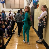 Photo taken at Greenvale Elementary by Jennifer W. on 2/2/2018