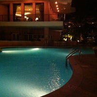Photo taken at The Fairmont Southampton Pool by Jennifer W. on 4/9/2014