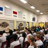 Photo taken at Greenvale Elementary by Jennifer W. on 12/8/2017
