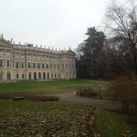 Photo taken at Giardini di Villa Reale by Eni Cultura on 1/11/2013