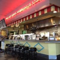 Photo taken at Fatburger by Sarah S. on 2/25/2013