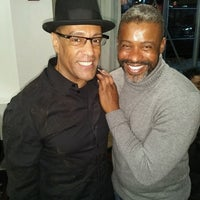Photo taken at Mist Harlem Restaurant by David P. M. on 11/21/2016