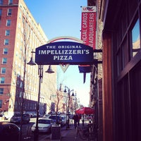 Photo taken at Impellizzeri's Pizza by Will S. on 1/19/2013