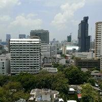 Photo taken at Evergreen Place Bangkok by Sergeff K. on 4/22/2013