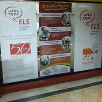 Photo taken at ELS Language Centers by Annel F. on 1/10/2013