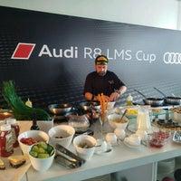 Photo taken at Formula One Paddock Club™ - Sepang International Circuit by Marcus L. on 5/6/2017