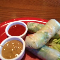 Photo taken at Pei Wei by Jackie F. on 6/30/2013