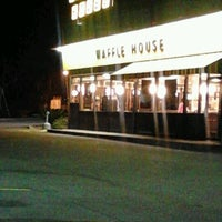 Photo taken at Waffle House by LovinMe D. on 1/24/2013