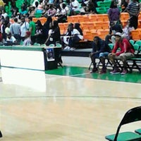 Photo taken at FAMU Al Lawson Jr Multipurpose Center by LovinMe D. on 1/10/2013