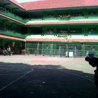 Photo taken at SMAN 46 Jakarta by Kevin H. on 6/24/2013