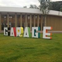 Снимок сделан в Музей современного искусства «Гараж» пользователем Анастасия . 8/23/2013