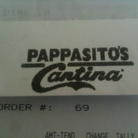 Photo taken at Pappasito's Cantina by Teresa on 10/15/2012