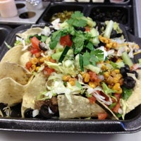 Photo taken at Moe's Southwest Grill by Kimberly K. on 1/17/2013
