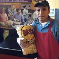 Photo taken at Moe's Southwest Grill by Kimberly K. on 2/18/2013