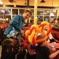Photo taken at Moe's Southwest Grill by Kimberly K. on 3/7/2013
