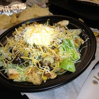 Photo taken at Moe's Southwest Grill by Kimberly K. on 1/21/2013