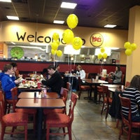 Photo taken at Moe's Southwest Grill by Kimberly K. on 1/18/2013