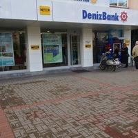 Photo taken at DenizBank by Bahadır A. on 2/28/2013